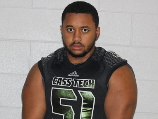 Eric Smith, Cass Tech