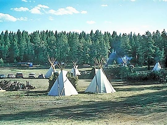 A special feast day in Mescalero highlights traditions.