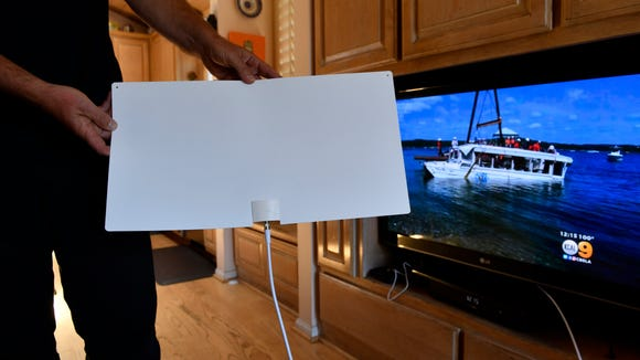 Cord cutters: Save considerable money with Mohu Glide antenna