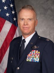 "Col. Christopher ""Sunshine"" Hannon was a former commander"