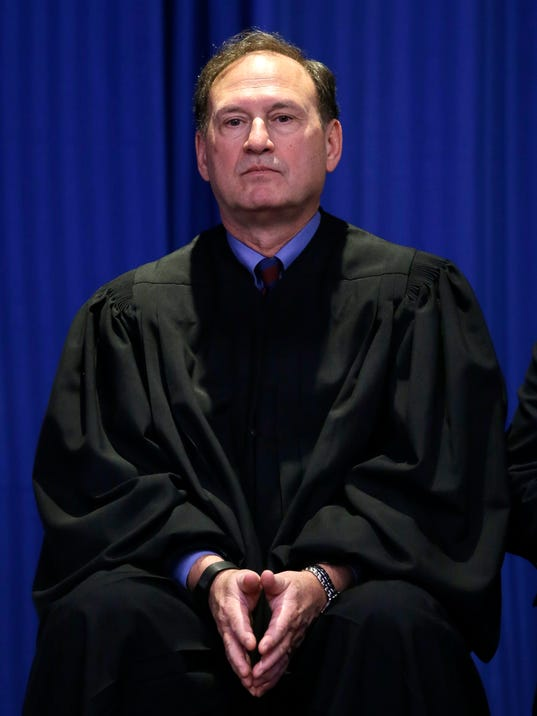 Supreme Court Samuel Alito