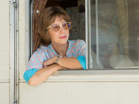 "Helen Mirren stars in ""The Leisure Seeker."""