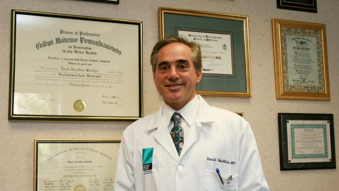 Dr. David Shulkin, president of Morristown Medical Center, was confirmed Tuesday by the U.S. Senate as undersecretary for health, Department of Veterans Affairs.