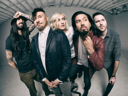 Pop Evil will be performing at Walleye Weekend 2019.