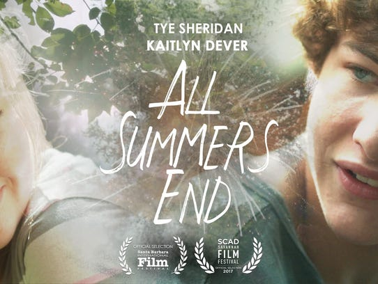 The poster for All Summers End, directed by Churchill High School alumnus Kyle Wilamowski.