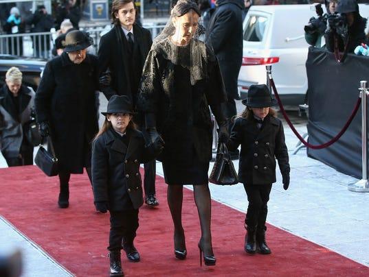 Rene Angelil funeral