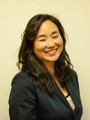 Democratic Closter councilwoman Jannie Chung is running for General Assembly in the state's 39th district.