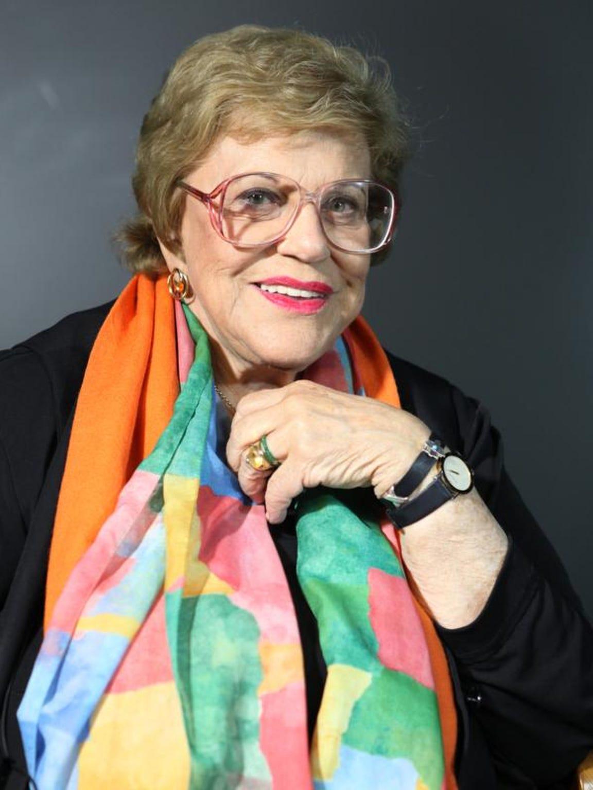 Kaye Ballard died at age 93 on Monday, Jan. 21, in Rancho Mirage.