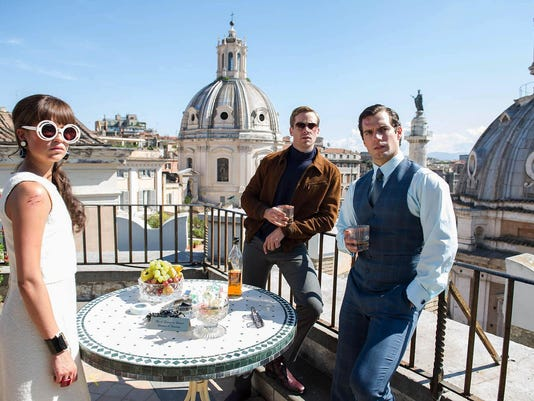 Film Review-The Man from U.N.C.L.E (7).
