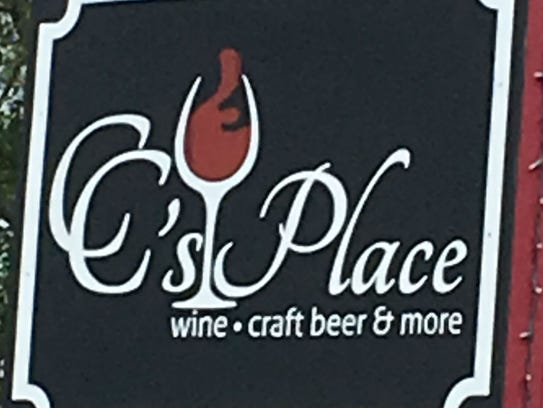 CC's Place in Sebastian has wine, craft beer and small