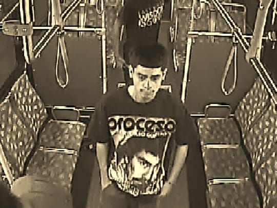 Glendale police are searching for this man who might