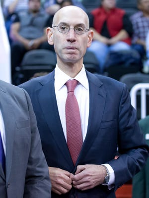 NBA Commissioner Adam Silver has been praised from all corners in his first year.