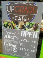 Upgrade Cafe is located inside Livewell featuring Flex 151, which is in Jennings Station in Newburgh.