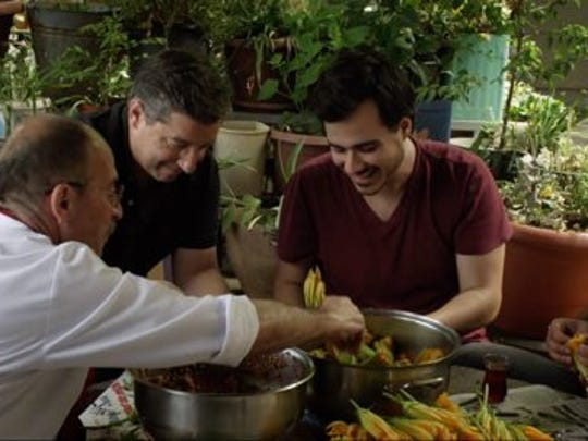 """""""The Turkish Way"""" is a delicious travelogue following"""