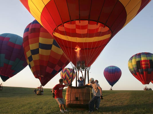 Indianola National Balloon Classic