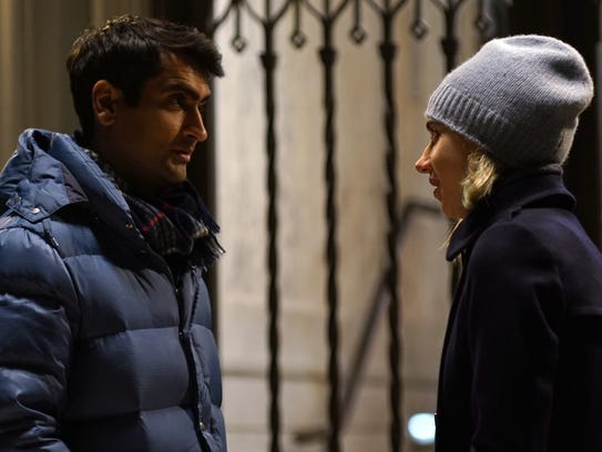 Kumail (Kumail Nanjiani) and Emily (Zoe Kazan) may