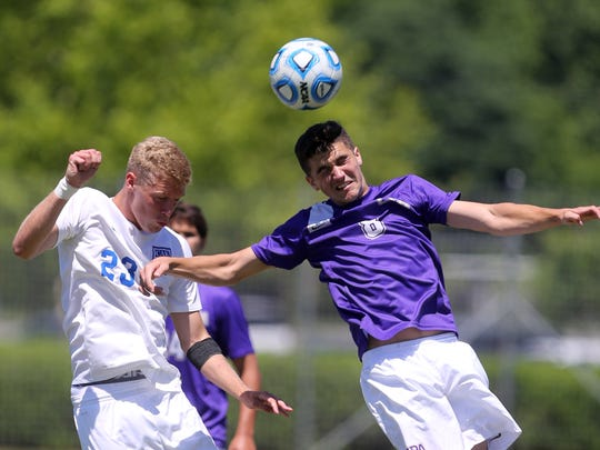 CPA senior Harrison Myers (right)