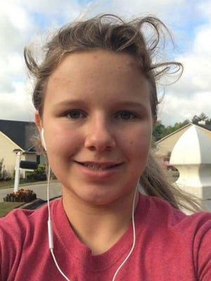 Joslyn Stinchcomb was mauled and nearly killed by two pit bulldogs in Barrow County.