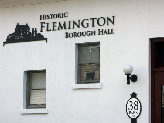 The Flemington Borough Council approved a settlement