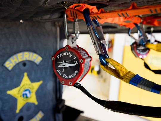 Details of the Collier County Sheriff's Office newest