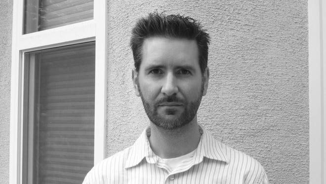 "Sean Bernard, author of ""Studies in the Hereafter'"
