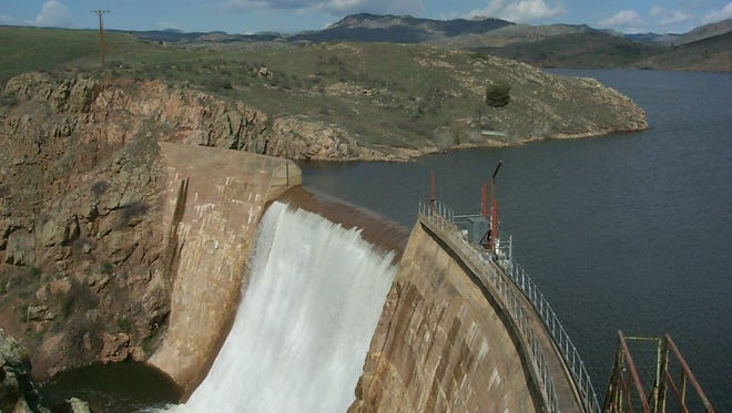 The city of Fort Collins has proposed expanding Halligan Reservoir to shore up the city's water supply.