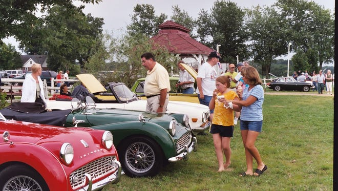 The British Motor Club of Southern New Jersey will host the 24th annual British Car Owners' Ice Cream Social from 6 to 8:30 p.m. July 21.