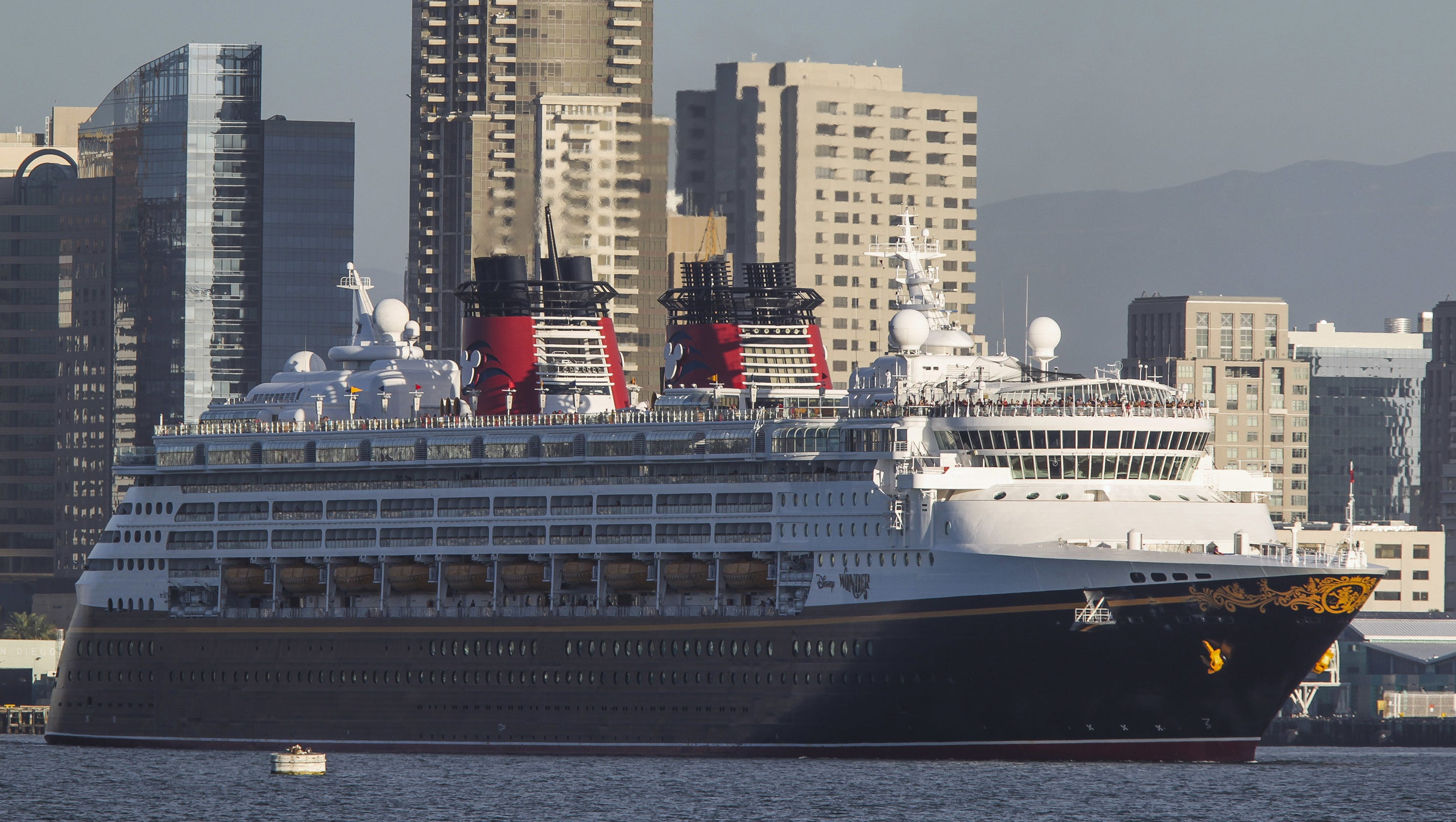 Is San Diego Cruise Business Making A Comeback - Cruise ships in san diego