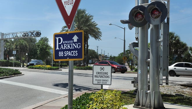 Drivers in downtown Stuart might have to use the railroad crossing at Southeast Ocean Boulevard with Old Dixie Highway and Colorado Avenue. Other crossings in the area will be closed for maintenance the last two weeks of June.