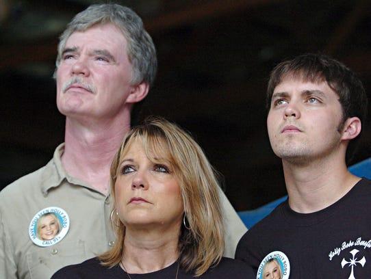 Dana, Karen and Clint Bobo