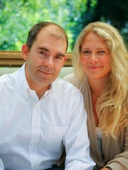 Emily and Paul Michael of the Peter Michael Winery are this year's honored vintners at the Naples Winter Wine Festival.
