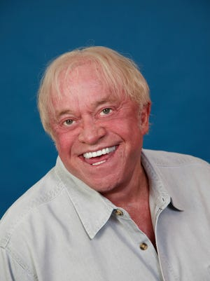 James Gregory performs at the Montgomery Performing Arts Centre on Thursday