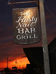 If you like to see the ocean for the first sunrise of the year, spend New Year's Eve at the Rusty Nail in Cape May, where a party is planned.