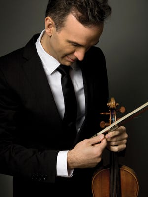 Violinist Gil Shaham is the Pensacola Symphony Orchestra's special guest for its Russian Spectacular on April 7.
