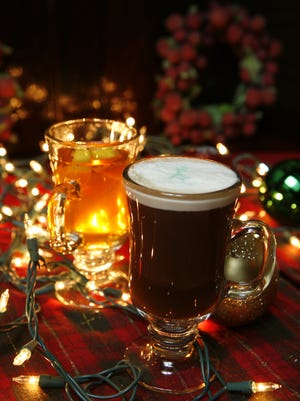 A Hot Toddy and and Irish coffee.
