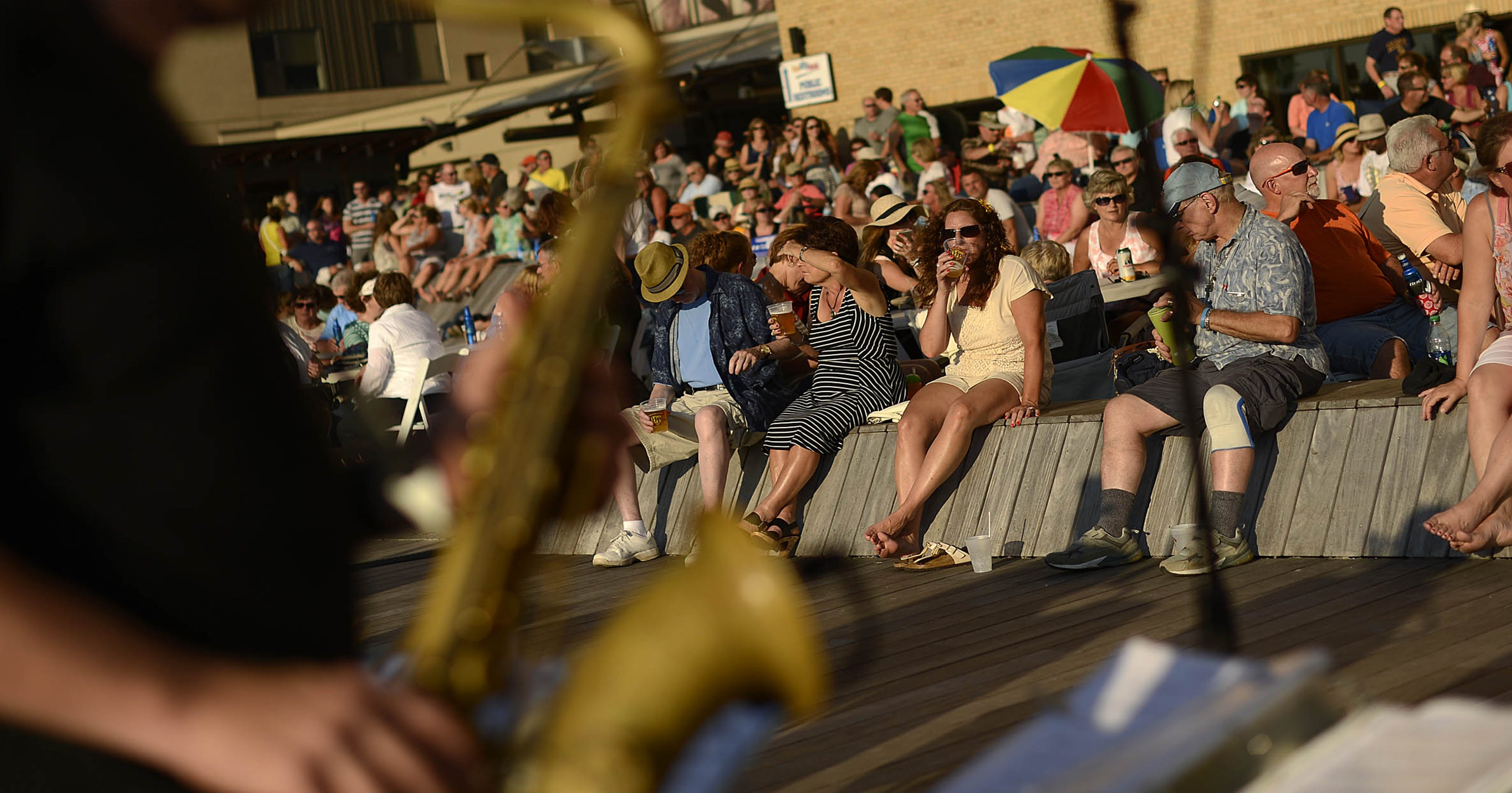 Guide to outdoor summer concert series in Green Bay area