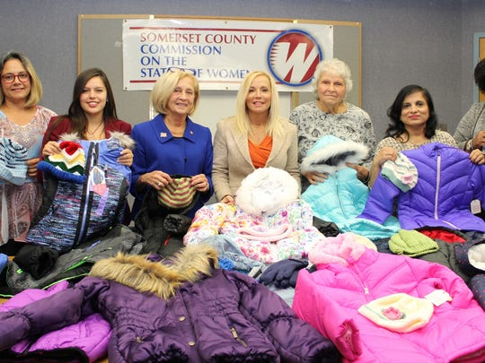 The Somerset County Commission on the Status of Women is currently collecting winter clothing to benefit children of Food Bank Network clients as part of the ninth annual Project Warm Your Heart. Donations are being accepted through Nov. 2 at the county administration building at 20 Grove St. in Somerville. Call 908-385-7948 for details.