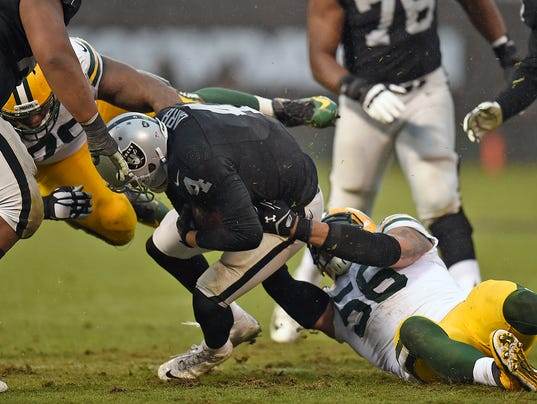 GPG ES Packers vs Raiders 12.20.15
