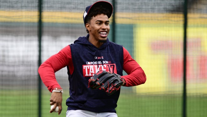Francisco Lindor and the Indians may very well be smiling when the World Series concludes.