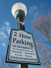 It's unknown whether parking still will be free in downtown Plymouth.