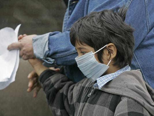 Swine Flu Wisconsin