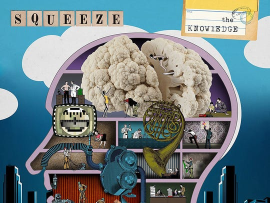 """Squeeze: """"The Knowledge"""""""