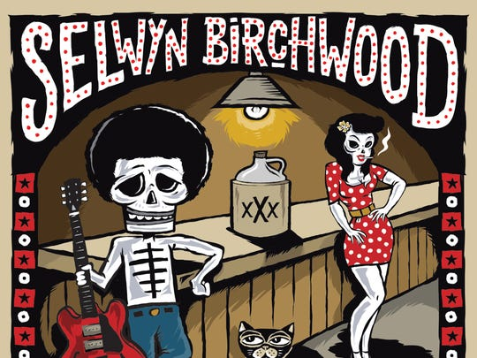 "Selwyn Birchwood's latest album ""Pick Your Poison."""