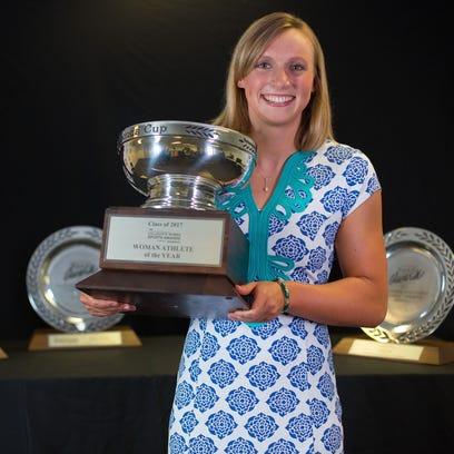 Katie Ledecky wins prestigious Honda Cup