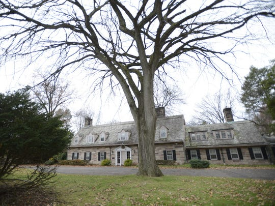 The Mackay Lowe estate on Knickerbocker Road is to be razed.