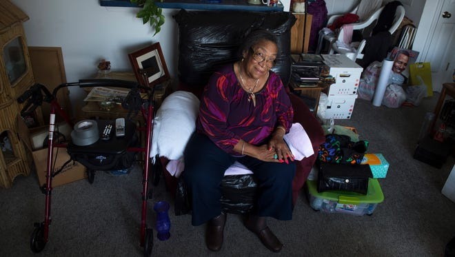 "Marion Redding has lived in the same second-floor apartment in Lincoln Estates for the past 17 years. ""I was born right here 76 years ago,"" Redding said of her home birth. ""It was Lincoln Gardens back then,"" she explained. Lincoln Gardens was demolished and Lincoln Estates was built in its place. Redding was surprised with an eviction notice and given one month to vacate her home at the beginning of May. Although there has reportedly been a temporary reprieve for all those served eviction notices, Redding is moving to a different apartment much farther away from her family, friends and facilities."