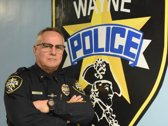 Wayne Police Chief James Clarke