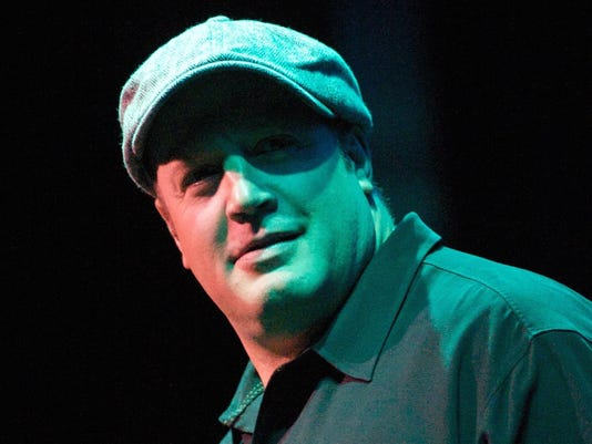 Approved Kevin James 2015 Tour Photo - Credit Tom Caltabiano