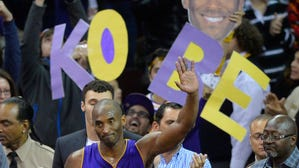 NBA stars reflect on Kobe Bryant's storied career