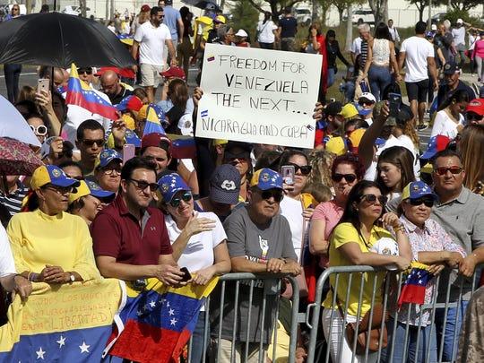 Florida Venezuela Political Crisis